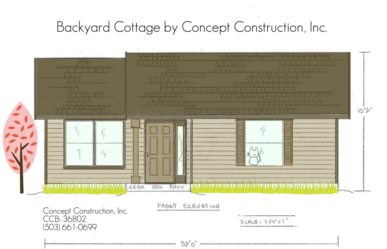 welcome to concept construction inc backyard cottage adu