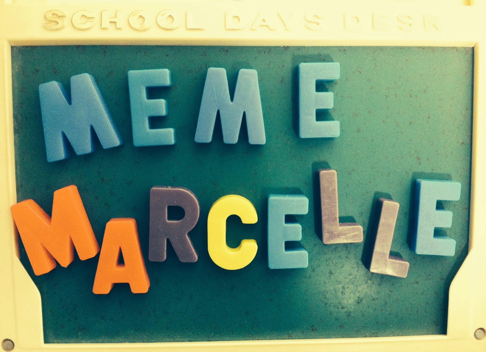 MéMé Marcelle