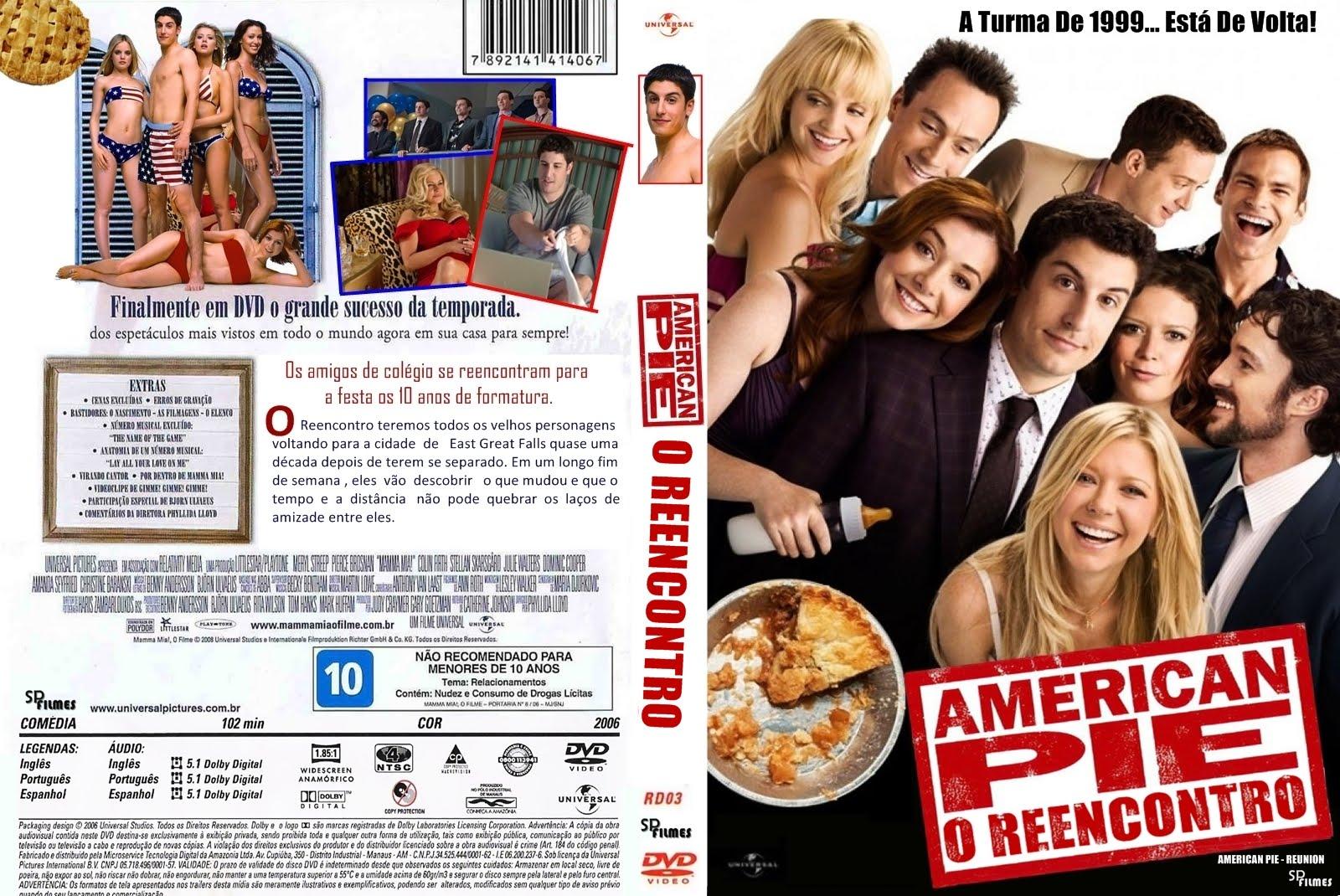 American Pie 3 American pie - o reecontro