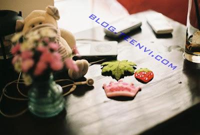 Hướng dẫn cách làm kẹp tóc xinh hình chiếc lá - blog.teenvi.com