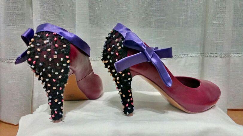 Bayon arts fundas para tac n de zapatos modelos nicos - Fundas para zapatos ...