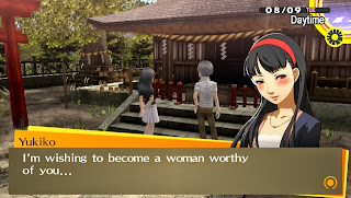 yukiko amoureuse persona 4 the golden