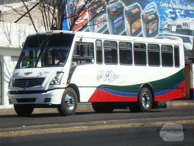 Metroferreo soloutobus ayco zafiro autotransportes san for Mercedes benz san pedro