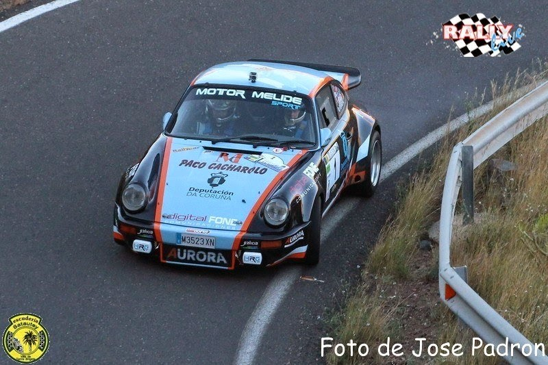 II Gran Canaria Historic Rally