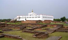 Birth palace of lord buddha