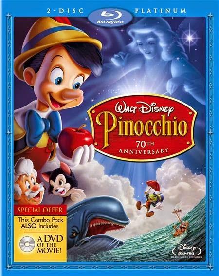 ดูการ์ตูน Pinocchio พิน๊อคคิโอ