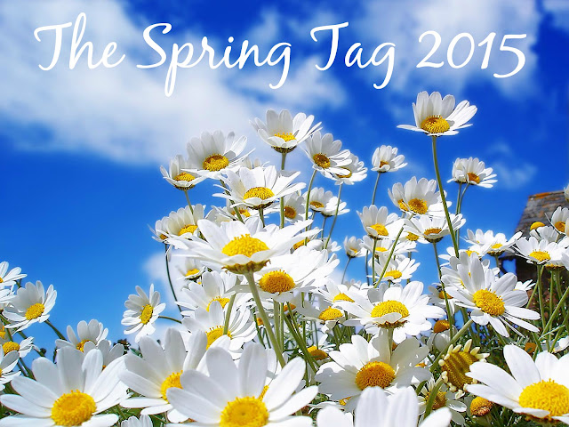 The Spring Tag 2015 | www.vanityfairest-x.blogspot.co.uk