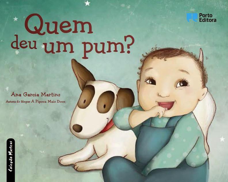 Quem deu um pum?