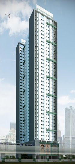 Camella Condo Homes beside La Salle Taft