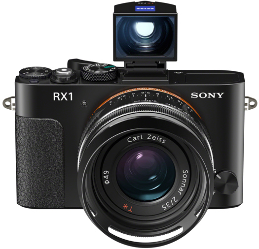 sony dsc-rx1 full frame zeiss viewfinder