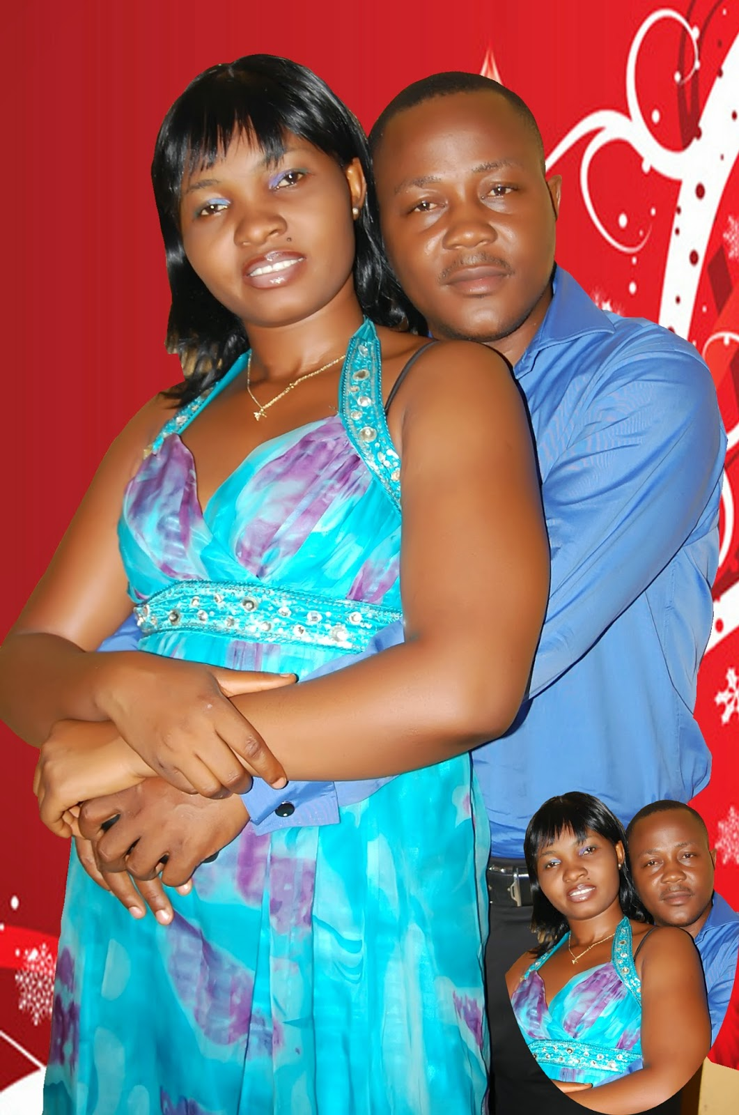 chomie and dinma wedding anniversary