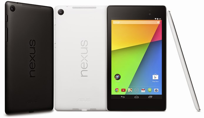 Harga Hp Dan Spesifikasi Asus Nexus 7 LTE
