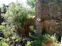 Interior del mas de Torrecogusa