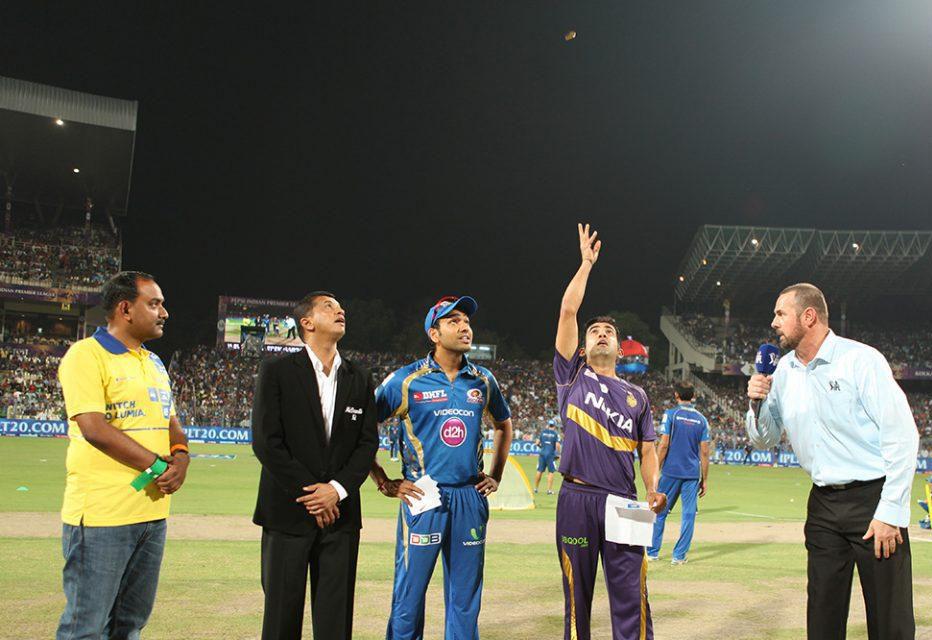 Gautam-Gambhir-Rohit-Sharma-KKR-vs-MI-IPL-2013