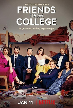 Torrent Série Friends from College - 2ª Temporada 2019 Dublada 720p HD WEB-DL completo