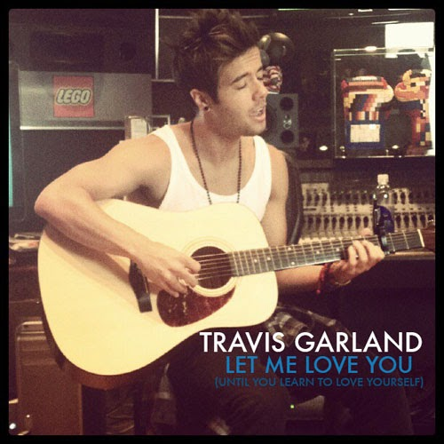 TRAVIS GARLAND - Let Me Love You Lyrics