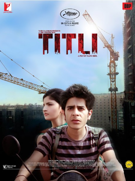 Poster Of Titli 2015 DVDRip Hindi download and watch online