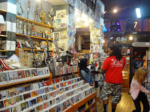 Cool Record Store