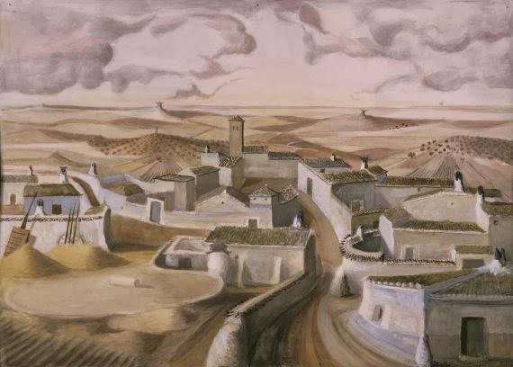 Pueblo de La Mancha