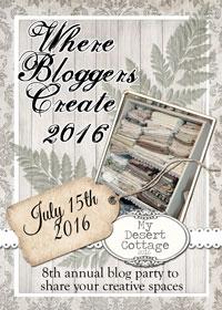 Where Blogger Create 2016, July 16, 2016