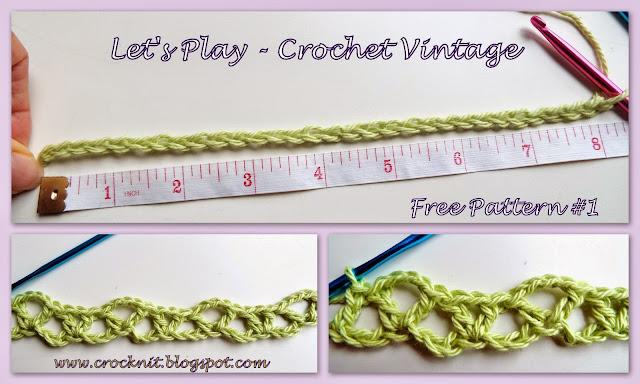 free crochet patterns, vintage, shells, fans