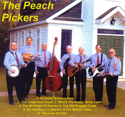 Windows Of Heaven - The Peach Pickers