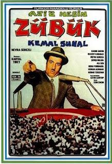 Kemal Sunal Filmleri - Zübük