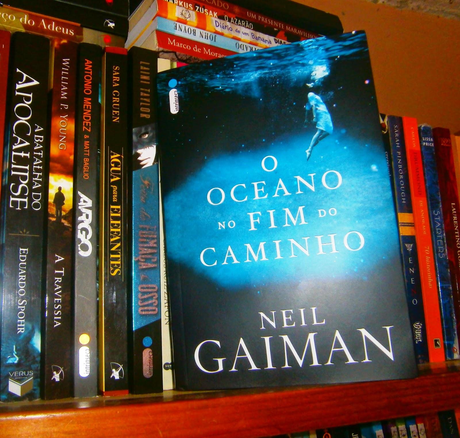 Books Neil Gaiman