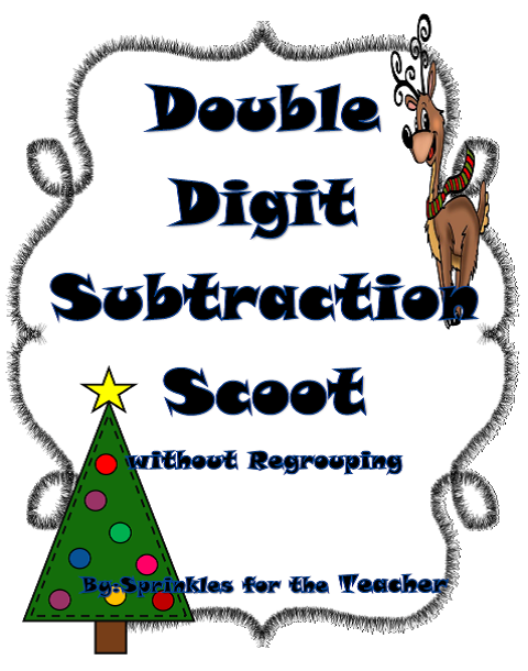 http://www.teacherspayteachers.com/Product/Double-Digit-Subtraction-Scoot-993576