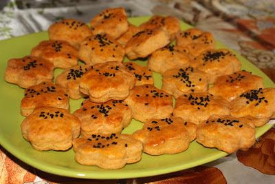 bir kurabiye tarifi