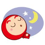 emoticones de peluche en la noche