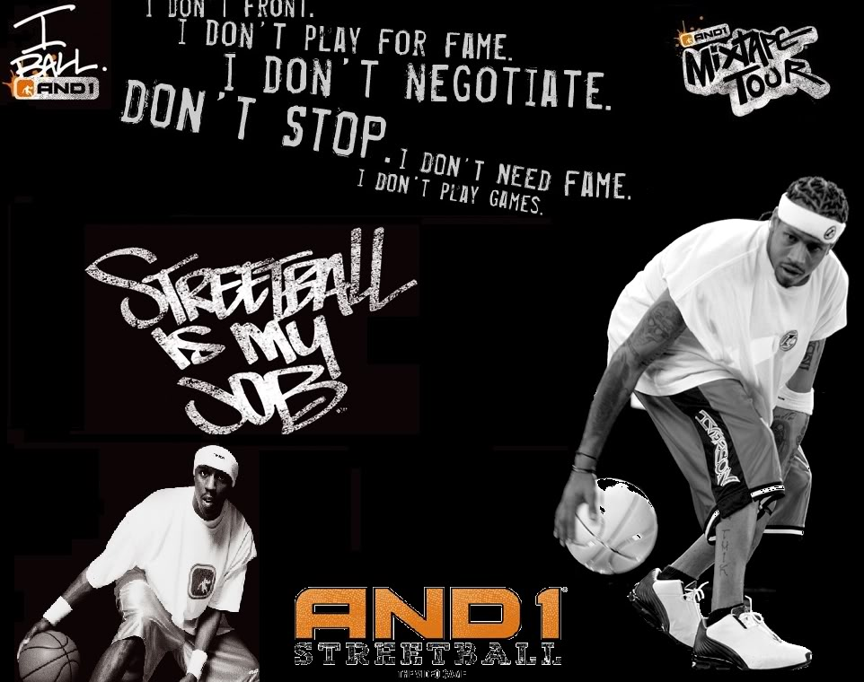 Best collection of and1 streetball wallpapers thenbazone kenny anderson voltagebd Images