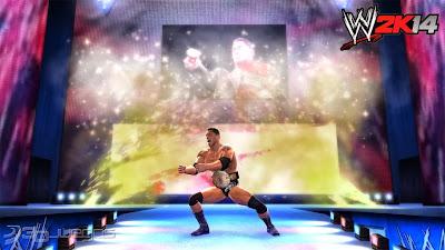 wrestling videojuego 2014 lucha accion
