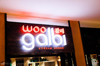 Woo Galbi Korean House in Edsa Shangri-La Mall