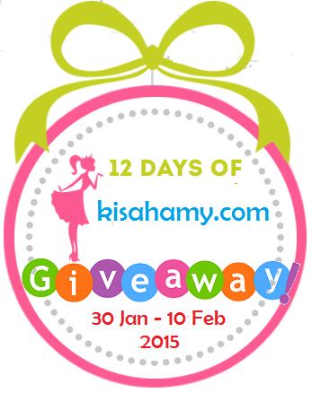 - 12 Days Of kisahamydotcom Giveway -
