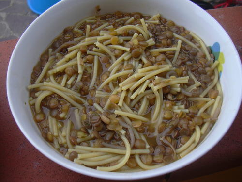 pasta e lenticchie alla napoletana | cucina con smartie - Cucinare Pasta E Lenticchie