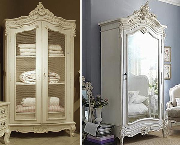 Armario Baño Vintage:Fotografías 1 Decoración Andalusí 2 Paint me white 3 y 5 Revista