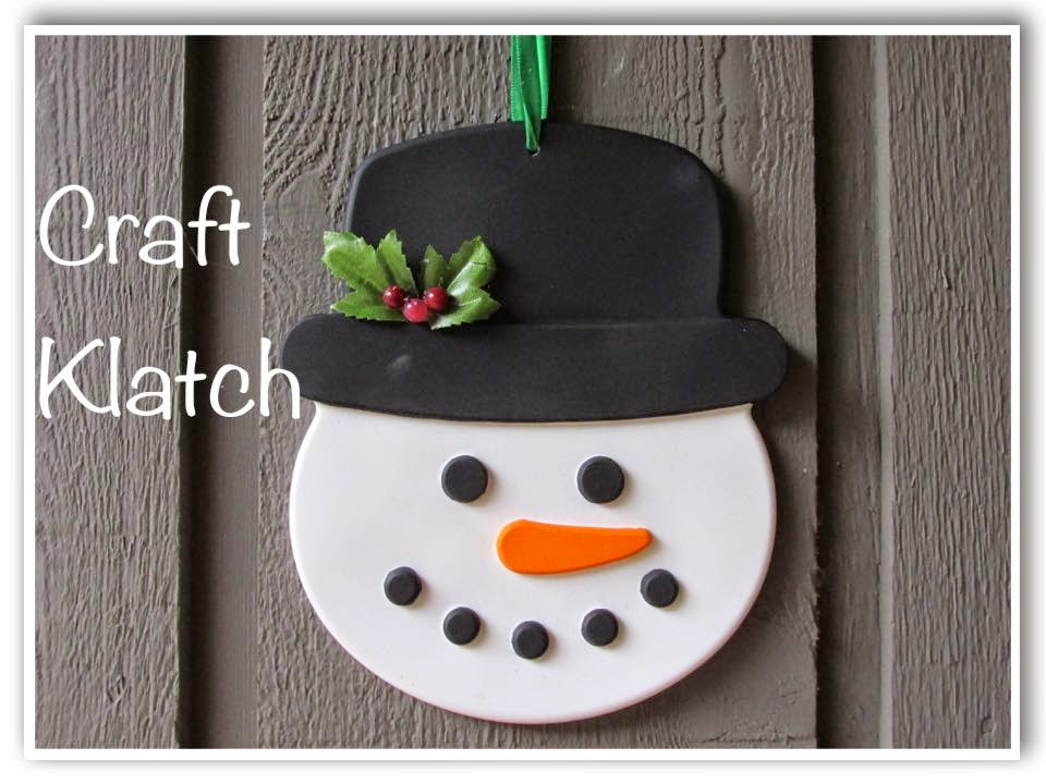 Nice Youtube Christmas Craft Ideas Part - 12: Craft Klatch