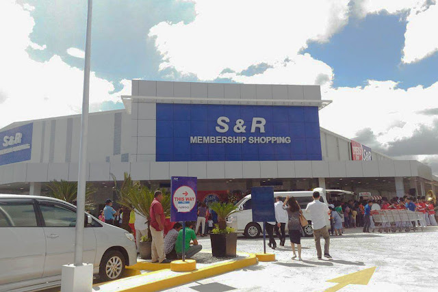 S&R Membership Shopping - Nuvali