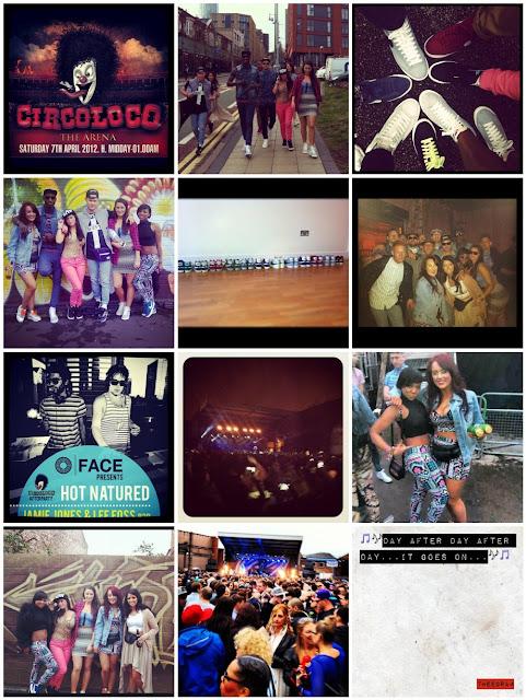 Circo Loco Birmingham
