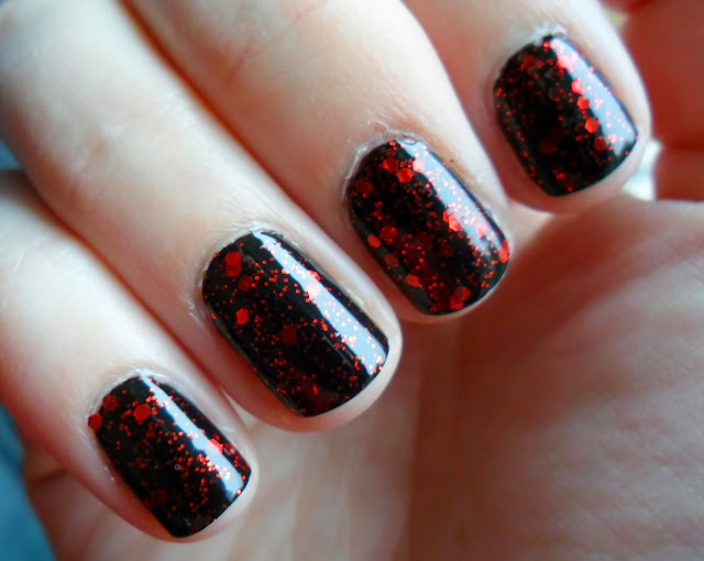 Dupe Alert: Deborah Lippman Ruby Red Slippers vs Wet n Wild Once Upon A Time
