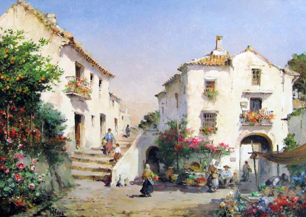 Pintura moderna y fotograf a art stica paisajes - Nombres clasicos espanoles ...