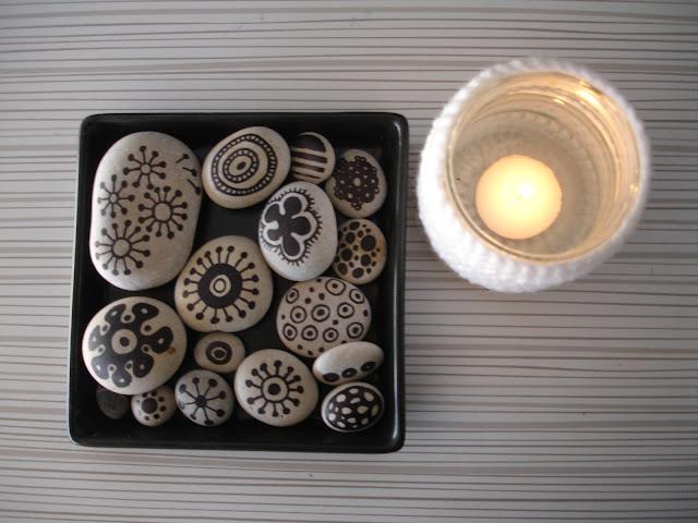 Piedras Pintadas Decorar Tu Casa Es