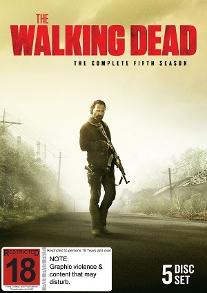 The Walking Dead - 5ª Temporada Séries Torrent Download completo