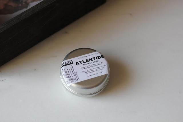 lush shampoo solido