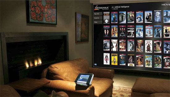 Home Movie Theater Room Decor