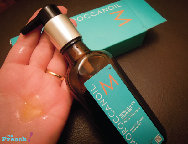 leo de argan - Moroccanoil