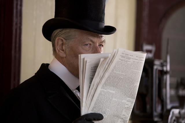 Mr. Holmes still
