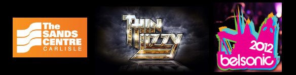 FM - Thin Lizzy August 2012 venues