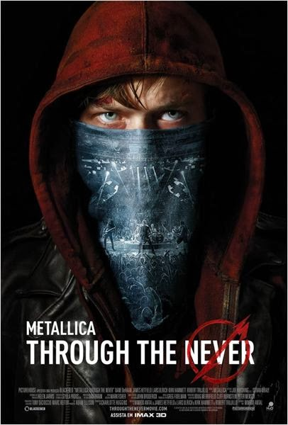 Metallica: Through the Never – BRRip AVI e RMVB Legendado